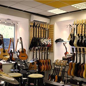 Музыкальные магазины Татищево