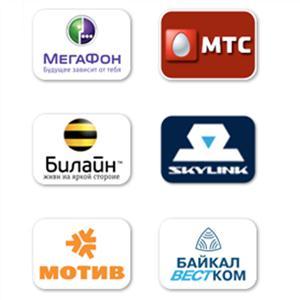 Операторы сотовой связи Татищево