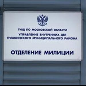 Отделения полиции Татищево