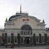 Железнодорожные вокзалы в Татищево