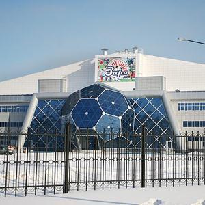 Спортивные комплексы Татищево