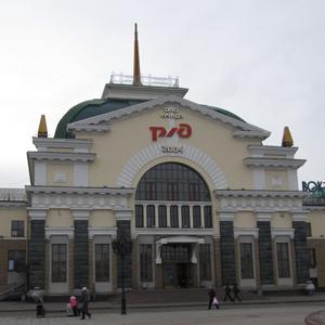 Железнодорожные вокзалы Татищево
