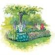 Загородный клуб Юна-Лайф - иконка «сад» в Татищево